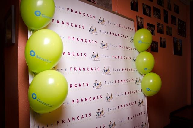 Организация мероприятия для врачей, ''Французская весна'' компании ''Бионорика''