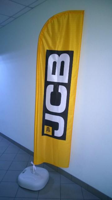Флаги на мобильных флагштоках