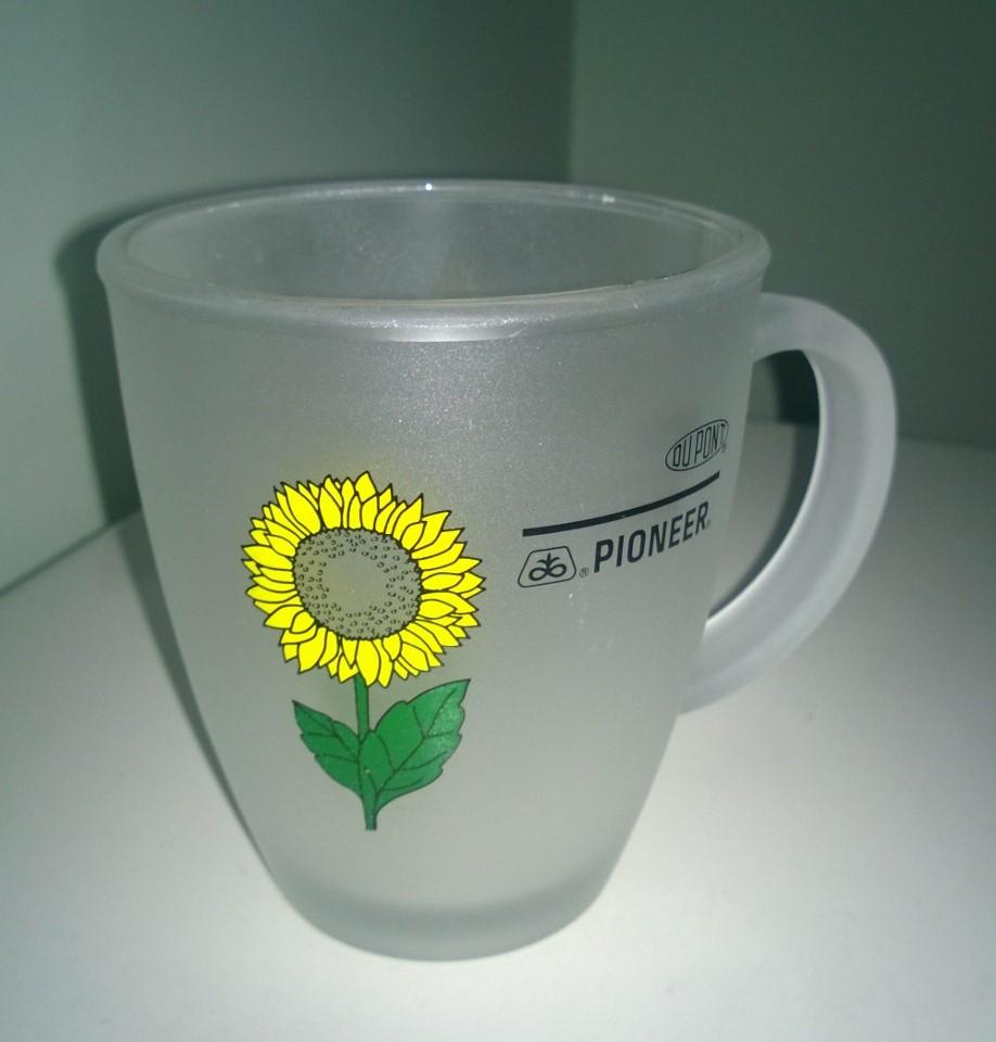 Souvenir glass cups, LANDTECH