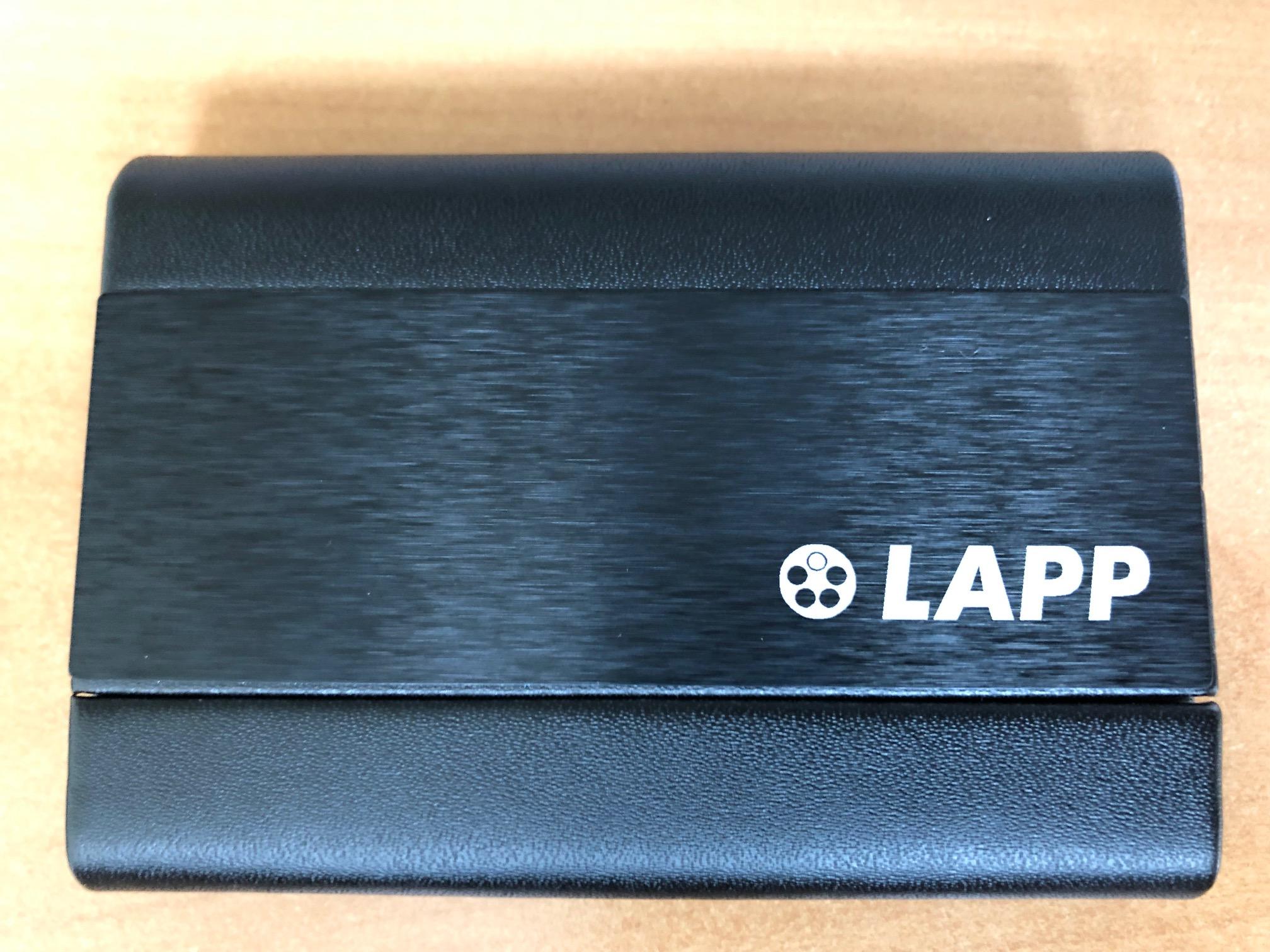 Визитница LAPP Ukraine