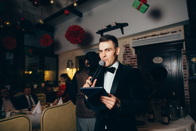 Организация и проведение новогоднего корпоратива, YVES ROCHER Украина